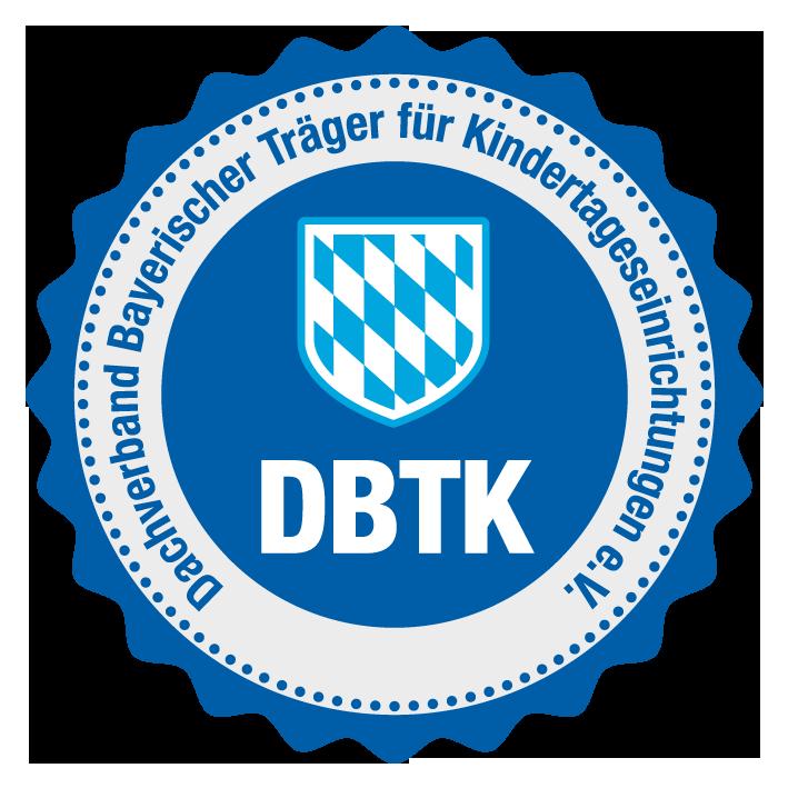 Logo des Dachverbandes Bayerischer Träger für Kindertageseinrichtungen e.V.