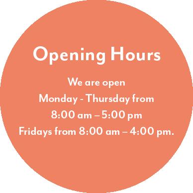 Öffnungszeiten der International Preschool Munich